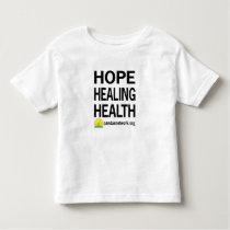 Hope, Healing Health Toddler T-shirt