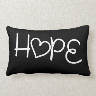Hope Heart Pillow