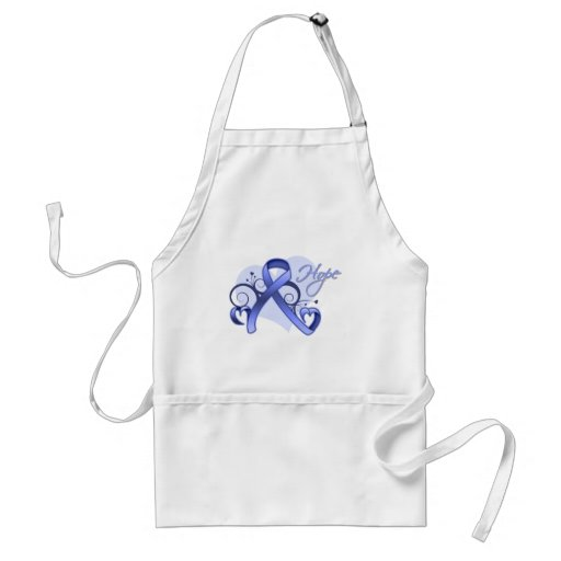 Hope Heart Ribbon - Esophageal Atresia Aprons