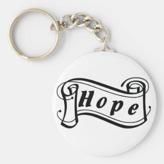 Hope - hope Fantasy kind - kind Deco Keychain