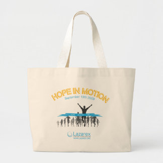 Hope In Motion Canvas Bag