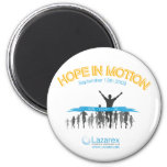 Hope In Motion Magnets