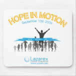 Hope In Motion Mouse Mats