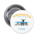 Hope In Motion Pinback Button