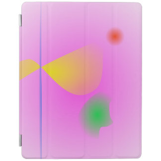 Hope in Pink iPad Cover