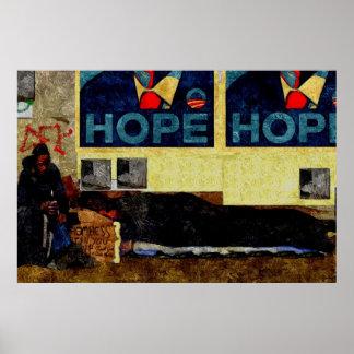 Hope in Repose Large Print