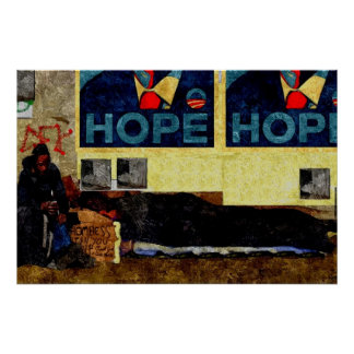 Hope in Repose Poster