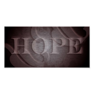 Hope (in wine) poster