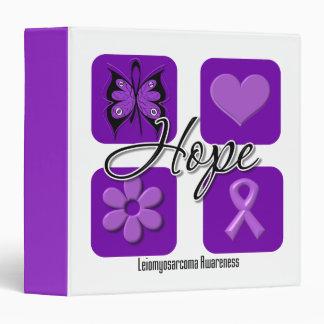 Hope Inspirational - Leiomyosarcoma Binder