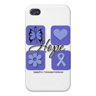 Hope Inspirations Esophageal Atresia iPhone 4 Cases
