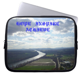 HOPE INSPIRE ACHIEVE LAPTOP SLEEVE