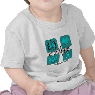 Hope  Inspire Awareness Tourette Syndrome T Shirt