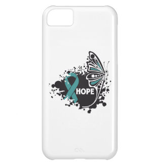 Hope Interstitial Cystitis Butterfly iPhone 5C Covers