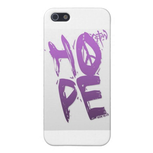 Hope iPhone case iPhone 5 Cover