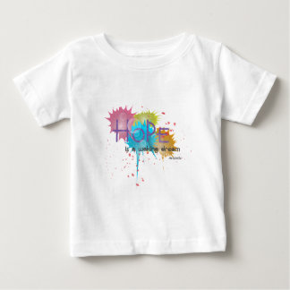 HOPE is a waking dream - Aristotle Baby T-Shirt