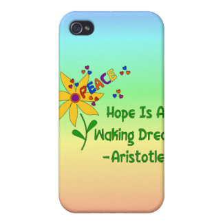 Hope Is A Waking Dream iPhone 4/4S Cover