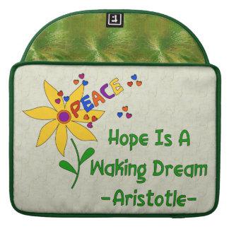 Hope Is A Waking Dream Sleeve For MacBooks
