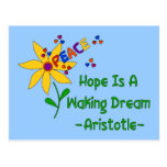 Hope Is A Waking Dream Postcards