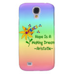 Hope Is A Waking Dream Samsung Galaxy S4 Cover