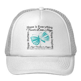 Hope is Everything - Cervical Cancer Awareness Hat