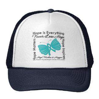 Hope is Everything - Gynecologic Cancer Awareness Hat