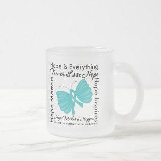 Hope is Everything - Gynecologic Cancer Awareness Mugs