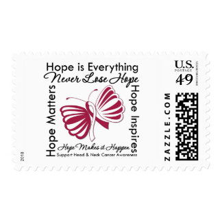Hope is Everything - Head and Neck Cancer Stamp