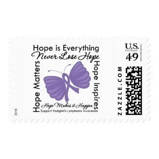 Hope is Everything - Hodgkin's Disease Postage