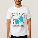 Hope is Everything Interstitial Cystitis Awareness T-shirt
