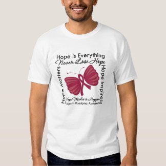 Hope is Everything - Multiple Myeloma Awareness Shirts