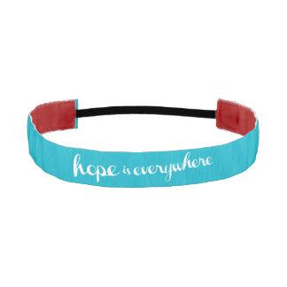 'Hope is Everywhere' Headband