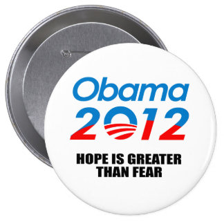 HOPE IS GREATER THAN FEAR PINS