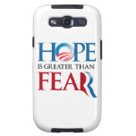 HOPE IS GREATER THAN FEAR SAMSUNG GALAXY SIII COVERS