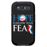 HOPE IS GREATER THAN FEAR SAMSUNG GALAXY S3 CASE