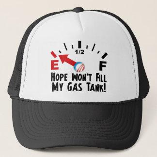 Hope is on Empty - Anti Barack Obama Trucker Hat