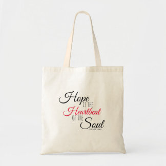 Hope is the Heartbeat Bags