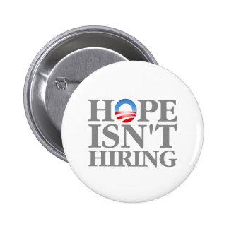 Hope Isn't Hiring Button