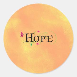 Hope Items Sticker