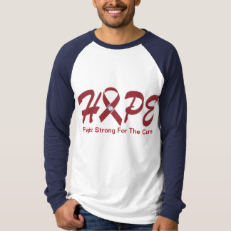 HOPE -Join Us In The Fight T-Shirt