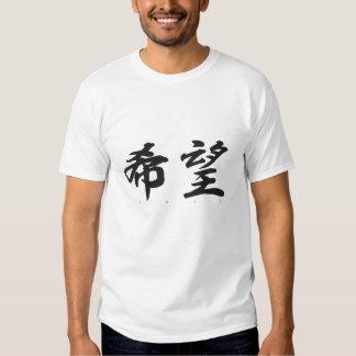 Hope Kanji T-shirt