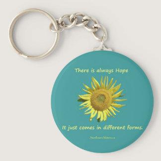 Hope Key Chain