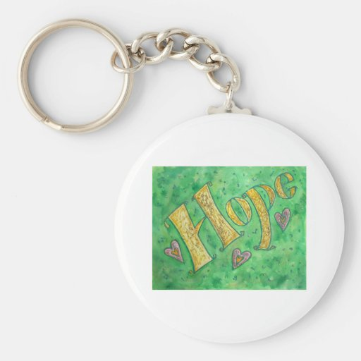 Hope Keychain