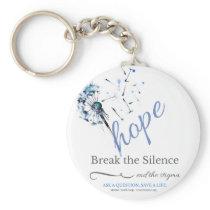 Hope Keychain - Dandelion
