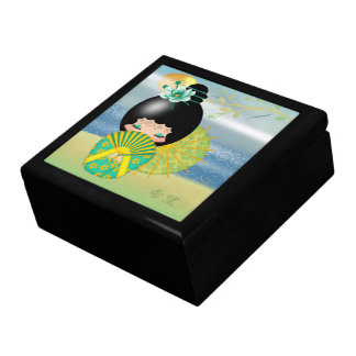 Hope Kokeshi Doll Gift Box keepsake