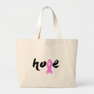 Hope. Large Tote Bag