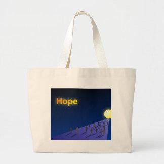 Hope Large Tote Bag