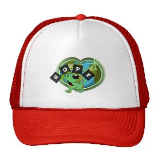 Hope (Leaf - Earth Day) Trucker Hat