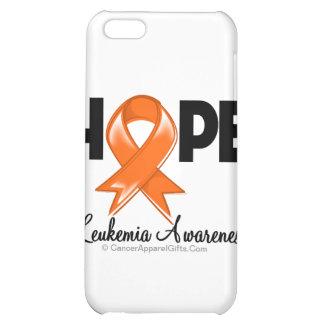 Hope Leukemia Awareness Case For iPhone 5C