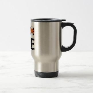 Hope Leukemia Awareness Coffee Mugs