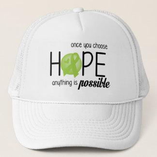 Hope (Lime) Trucker Hat